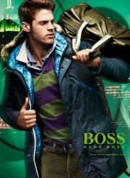Boss Black-Orange-Green - Elegante Linien mit viel Abwechslung