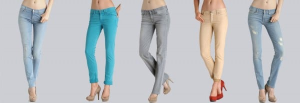 7 for all mankind - Premium Denim für Fashionistas
