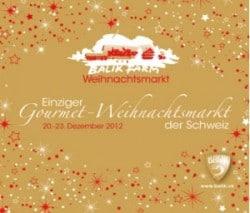 Balik - Der einzige Gourmet Weihnachtsmarkt der Schweiz