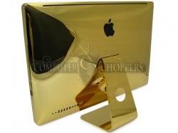 Goldener iMac von Computer Choppers