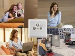 High-Speed Internet-Zugang von Kabel Deutschland