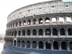 Das Kolosseum in Rom wird für 25 Millionen Euro restauriert