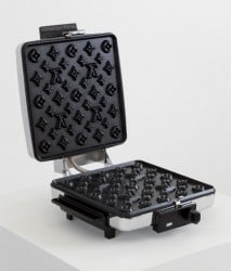 Louis Vuitton Waffel-Eisen