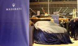 Europapremiere des Maserati Quattroporte VI auf der boot 2013