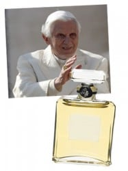 Auch der Papst bekommt sein eigenes Parfum