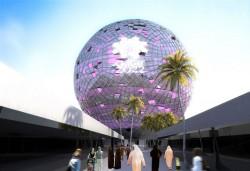Was hat die WM 2022 mit einer gigantischen Kristallkugel zu tun?