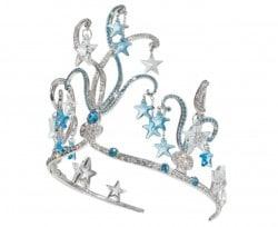 Sissi's Blue Dreams Tiara für den Opernball 2013