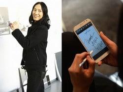 Alexander Wang & Samsung machen gemeinsame Sache