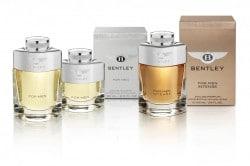 Bentley for Men und Bentley for Men Intense Parfüm