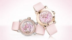 La Vie en Rose by Chopard - Happy Diamond Sport Kollektion