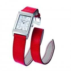 Jaeger-LeCoultre Grande Reverso Lady Ultra Thin in Valextra