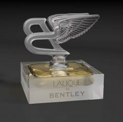 Lalique for Bentley Crystal Edition