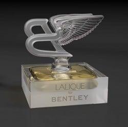 Bentley präsentiert exklusive Parfüm-Kollektion mit Lalique