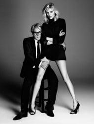 Model Anja Rubik wird Schuh-Designerin