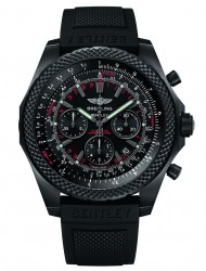 Breitling for Bentley Light Body Midnight Carbon Uhr