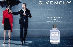 Gentlemen-Only by Givenchy mit Simon Baker