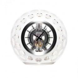 Jaeger-LeCoultre und Hermès präsentieren die Pendule Atmos Hermès