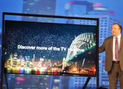 Samsung bietet den teuersten Fernseher zum Verkauf