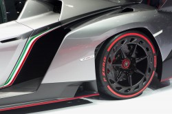 Lamborghini Veneno: Stärkster Lamborghini aller Zeiten