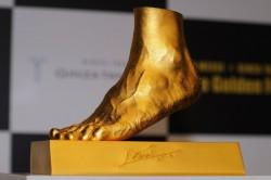 Der goldene Fuß des Lionel Messi