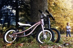 Luxus-Laufrad Petitpierre für Kinder