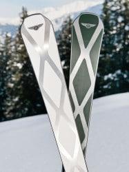 exklusive Ski mit britischer Eleganz - zai for Bentley