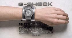 Maison Martin Margiela & Casio stellen ihre neueste Uhr vor
