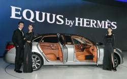 Hyundai Equus - in Zusammenarbeit mit Hermes