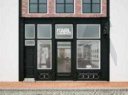 Karl Lagerfeld eröffnet einen Store in Amsterdam