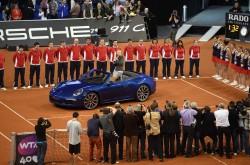 Maria Sharapova wurde zur Porsche-Botschafterin ernannt