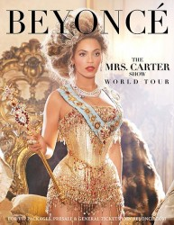 Dsquared designt Beyonces Tour-Outfits
