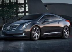 General Motors baut eine Cadillac-Anlage in China - Cadillac ELR