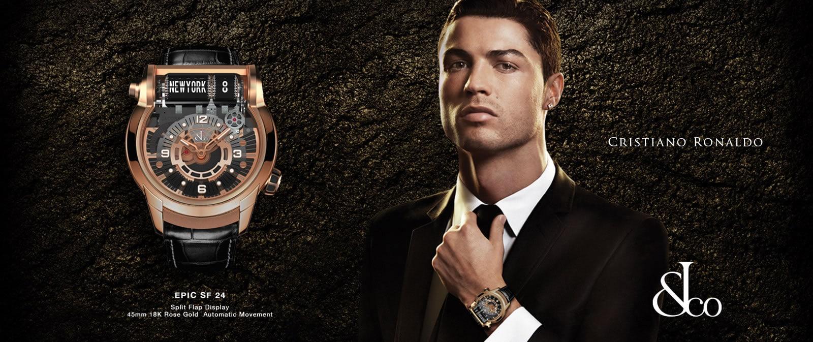 Cristiano Ronaldo Uhr