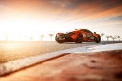 McLaren P1 - von 0 auf 300 in wenigen Sekunden