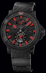Ulysse Nardin Night's Watch - inspiriert von Game of Thrones
