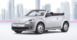 Der neue VW-Beetle mit iPhone-Integration