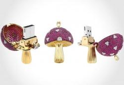 Shawish Geneva präsentiert den teuersten USB-Stick der Welt