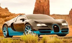 Der Bugatti Veyron ist einer der Stars von Transformers 4