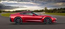 Der neue Chevrolet Corvette Stingray