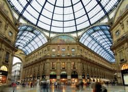 Beeindruckend: Das Seven Stars Galleria in Mailand