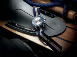 Sponsored Video - Tudor Heritage Chrono Blue