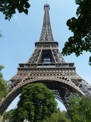 Der Eiffelturm - Das Wahrzeichen von Paris schlechthin