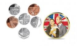 Royal Baby - jetzt auch als BTN Kursmünzensatz