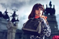 Penelope Cruz - das neue Gesicht für spanische Luxushandtaschen