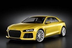 Audi Sport Quattro Coupe Concept