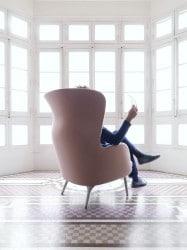 Designer Sessel Ro - die neue Komfortzone