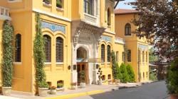 Einmal in einem Gefängnis übernachten - Four Seasons Hotel Istanbul