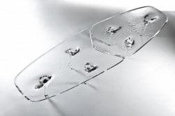 Wasser und Eis - ein Traumtisch von Zaha Hadid