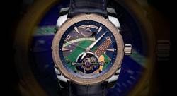 Parmigiani Fleurier neueste Uhr ist von Brasilien inspiriert