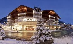 Wintersport auf höchstem Niveau - Das Trofana Royal Hotel in Ischgl